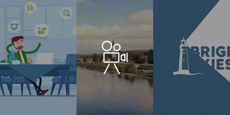 Film ab! Neue Video-Projekte in der IT Branche