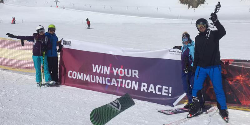 ChannelPartner Race - Win your Communication Race