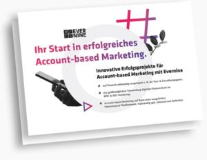 Account-based Marketing mit Evernine