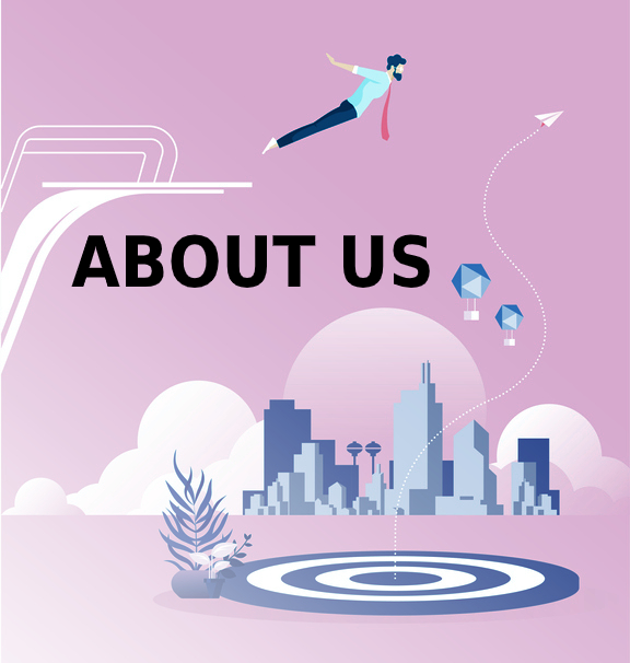 About Us Webseite