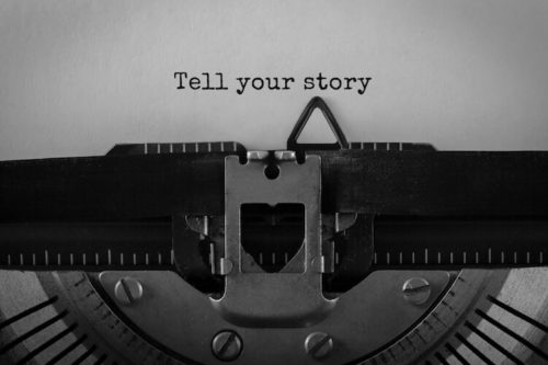 Tell your story – your pain points and what moves you.  Source: iStock / Michail Petrov.